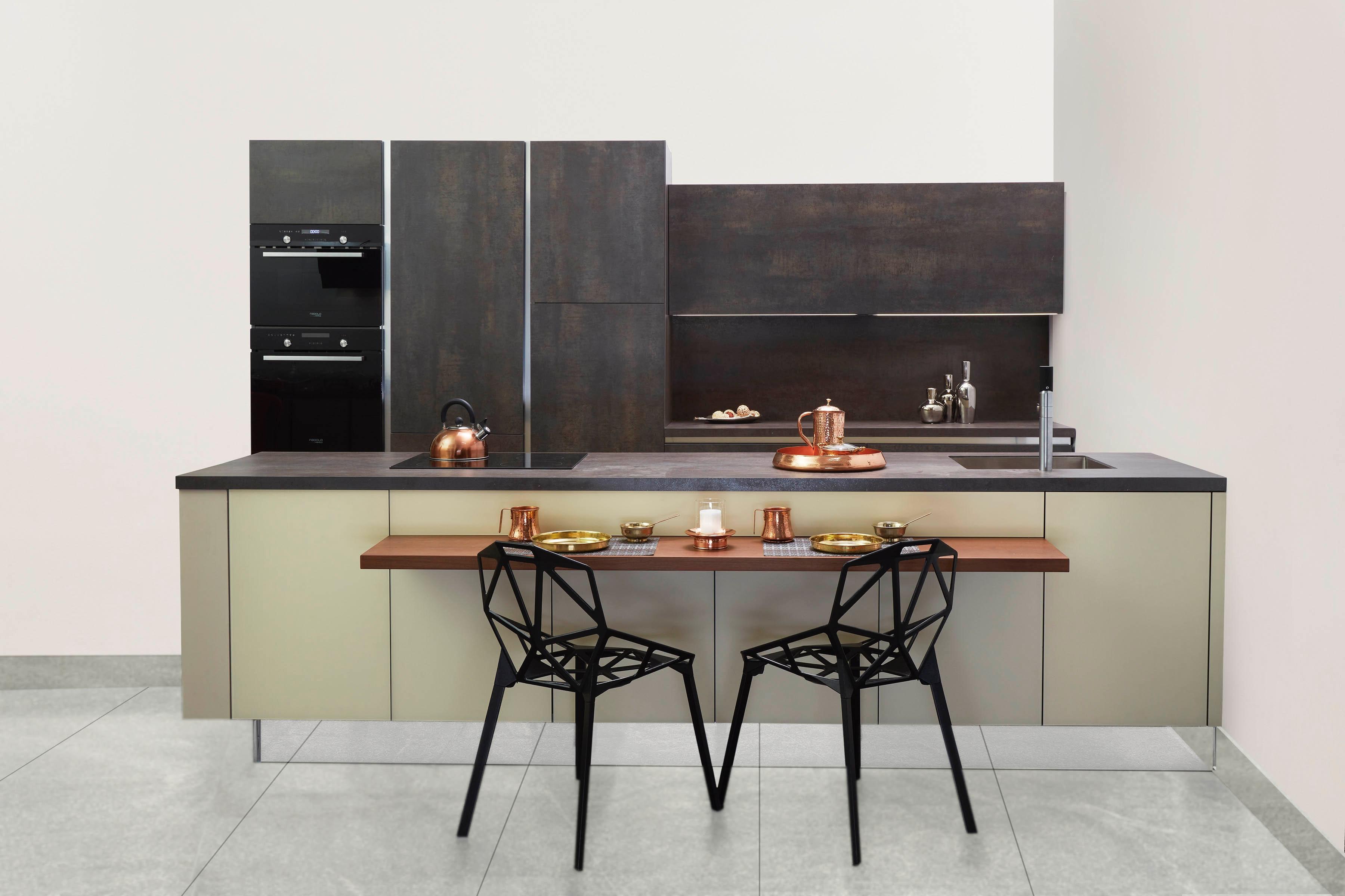 Fronty szafek kuchennych lakierowane
